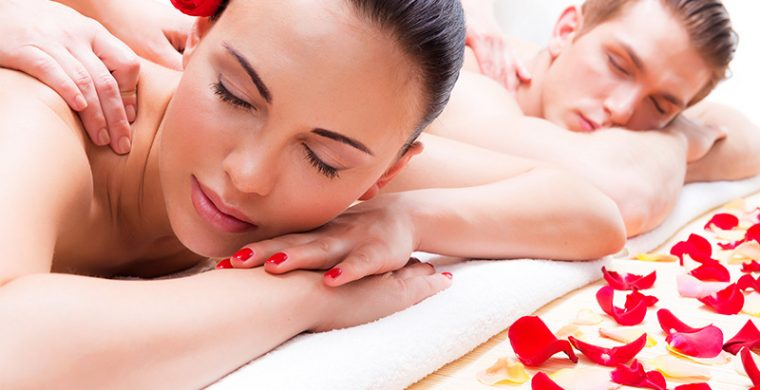 Valentine Overnight Spa Package
